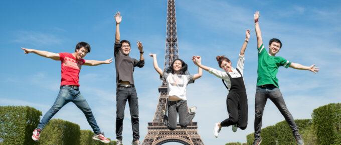 ヨーロッパの留学したい国 トップ5